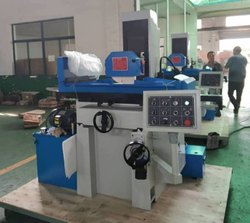 Automatic ACCUMAX Hydraulic Surface Grinding Machine - Table Size - 300x750, 220V, ASG750