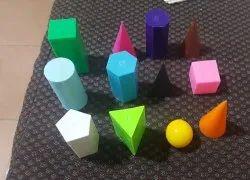 Geometry Box Wooden