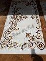 Marble Inlay Floor