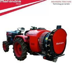 65 LPM Diaphragm Pump Mahindra GrapeMaster Bullet Tractor Mounted Sprayer, for Agriculture, Capacity: 200 L (Main Tank)