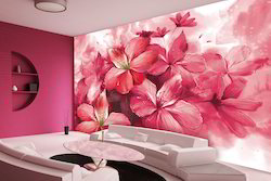 Flower Wallpaper For Living Room Part 88
