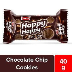 Choco Chip Parle Happy Happy Choco-Chip Cookies