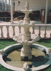 Designer Garden Fountain