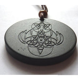 Scalar Energy Pendant
