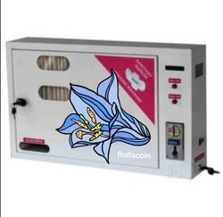 Automatic Sanitary Napkin Vending Machine Coin Operated