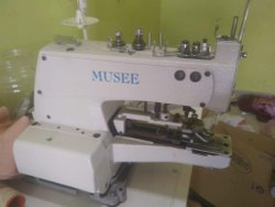 MUSEE Button Stitch Machine
