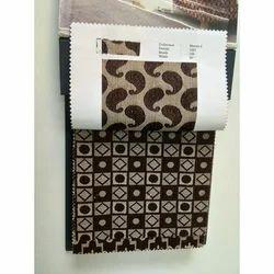 Printed Modern Cotton Sofa Fabric