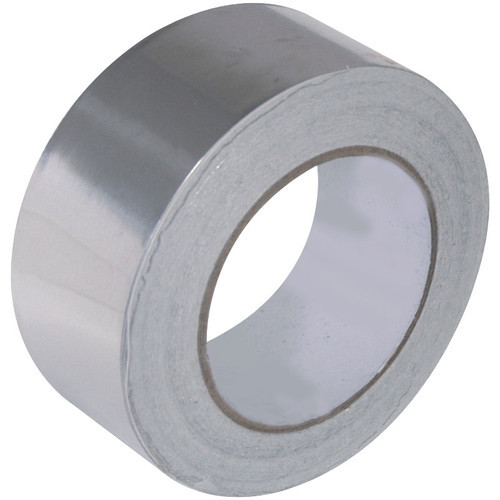 Silver Aluminium Foil Adhesive Tape, Rs 18 /square meter Multi Speciality  Products India Private Limited   ID: 20132165891