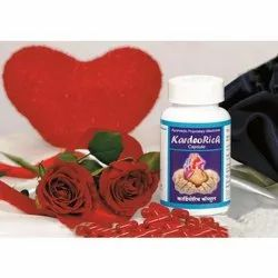 Kardeo Rich Herbal Remedy for Cardiac Disorders, Usage: Clinical