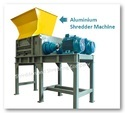 Aluminium Shredder Machine