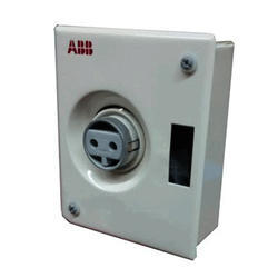 CRCA Steel ABB Classic Series Plug & Socket Db-SGK