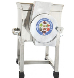 Onion Chilli Cutter Machine
