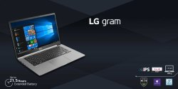 Intl core i5 8th gen Led Lg Gram Laptop 900 gram, Hard Drive Size: 256 SSD HDD, 8 GB