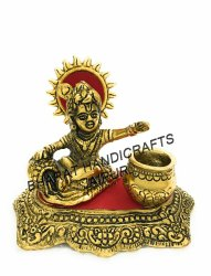 Gold Plated Balkrishna