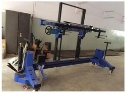 Textile Wrap Beam Trolley