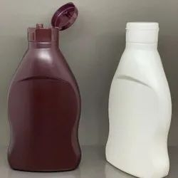 HDPE Chocolate Syrup/Ketchup/ Mustard Bottle