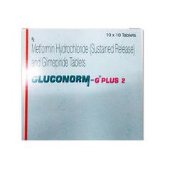Gluconorm G Plus 2