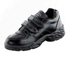 Sparx Black Kids Shoes