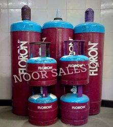 R134A Floron Gases, For Air Conditioner, Packaging Type: Cylinder