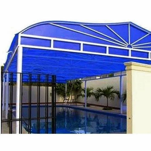 Frp Swimming Pool Shed