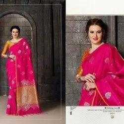 Designer Weaving Silk Sarees