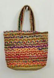 Cotton Jute Bag, Packaging Type: Packet, Capacity: 2-4 Kg