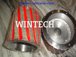 Electroplated Diamond Calibration Wheel