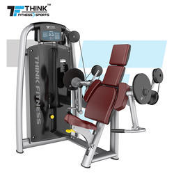 Stainless steel Bicep Curl Gym Machine