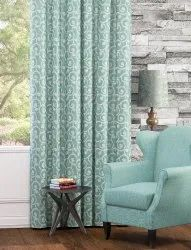 Elegance polyester cotton CURTAINS, GSM: 280