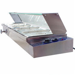 Ss Hot Bain Marie Table Top, For Kitchen