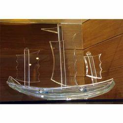 Glass Artifacts Ship
