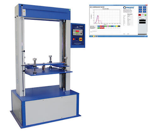 Paper & Packaging Testing Instruments - Box Compression Tester
