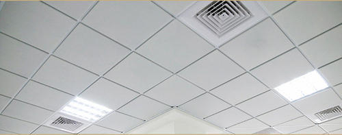 Vinyl Laminated Gypsum Ceiling Panels