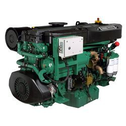 D16 Series Volvo Penta Engine