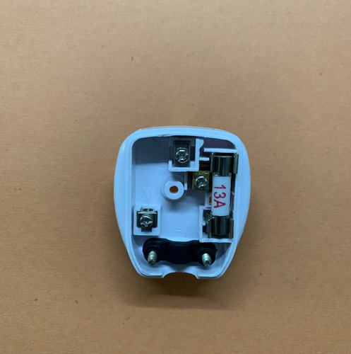 Fabulous Plug Top 3 Pin Top 13A With Fuse K 42 Manufacturer From Mumbai Wiring Cloud Nuvitbieswglorg