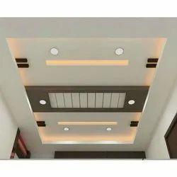 Decorative Gypsum False Ceiling