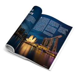 Printed Offset Magazine Printing Services