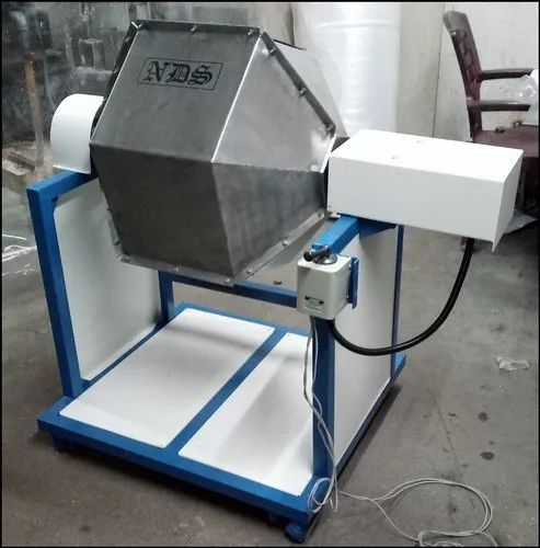 Automatic Tea Mixing Machine, Capacity: 100 Kg To 1 Tons
