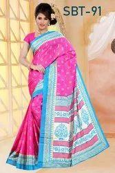 Soft Light Weight Silk Saree