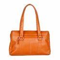 Orange And Party Wear Orange Handbag