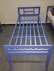 Iron Single Cot Bed With Patti