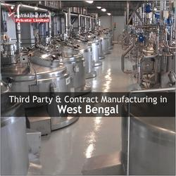 Third Party Manufacturing  in West Bengal