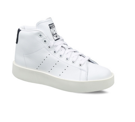 sale retailer 9950c 4490f Women S Adidas Originals Stan Smith Bold Mid Shoes