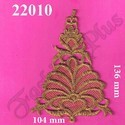 Decorative Fancy Zari Patch