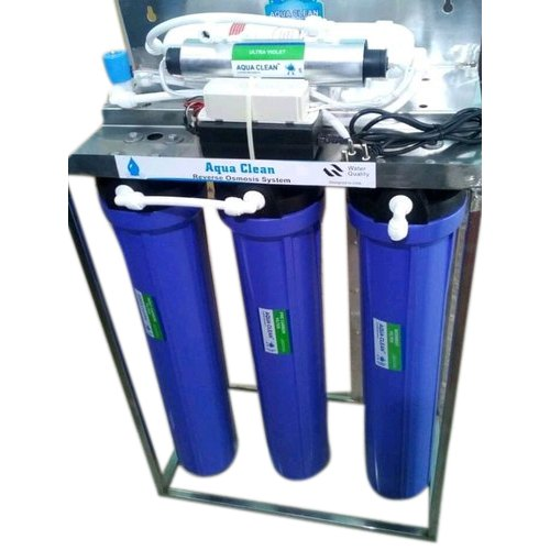 Automatic Aquaforce 50 LPH Reverse Osmosis System, Number of Membranes in RO: 4, 50 Litre/Hour