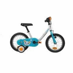 BTwin Arctic 100 14 inch Kids Bicycle