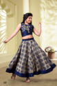 Wedding Wear Blue Choli