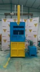 Vertical Hydraulic Scrap Baling Press