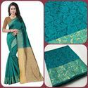 Cotton Fancy Sarees