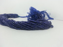 2mm AAA Lapis Lazuli Micro Faceted Beads